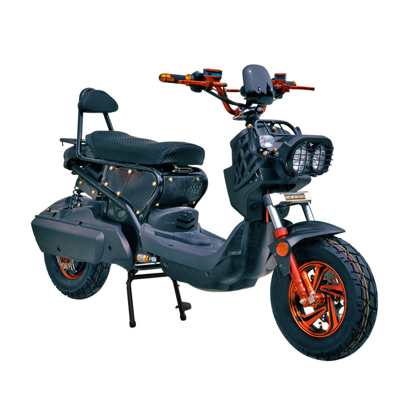 China Electric Scooter 2 Wheel Moped Motorcycle E Bike