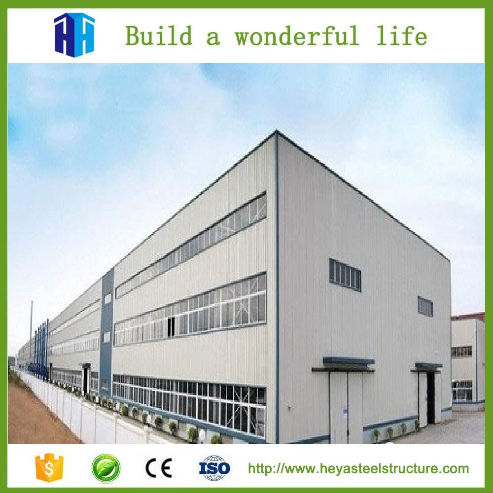 China Structural Modular Steel Framed Fabric Storage Building Kits ...
