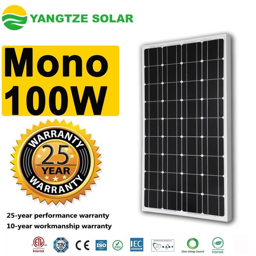 China 100w Solar Panel L Specification Price 12 Volts Monocrystalline Solar Panel In Sri Lanka China 100 Watts 12 Volts Monocrystalline Solar Panel 100w Solar Panel Specification