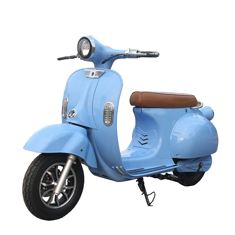Vespa Electric Scooter >> Hot Item Mobility Scooter Motorcycle Eec Classic Model Vespa Brushless Lithium Electric Scooter