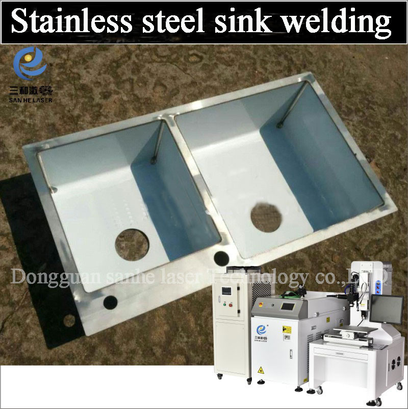 Stainless Steel Flume Hinge Laser Welding Machine pictures & photos