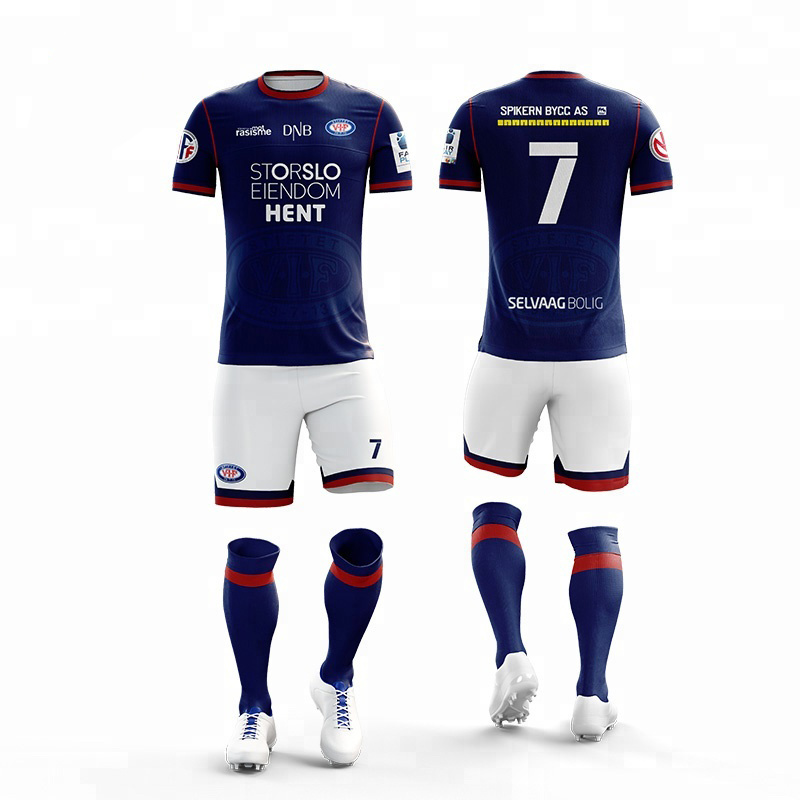 China Design Best Your Own Wholesale Football Soccer Jersey ...
