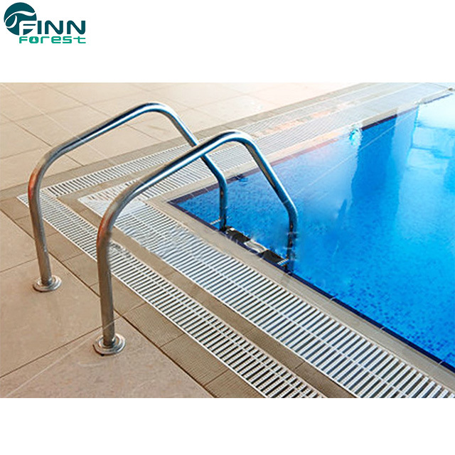 China Stainless Steel Swimming Pool Ladder with Anti-Slip ...