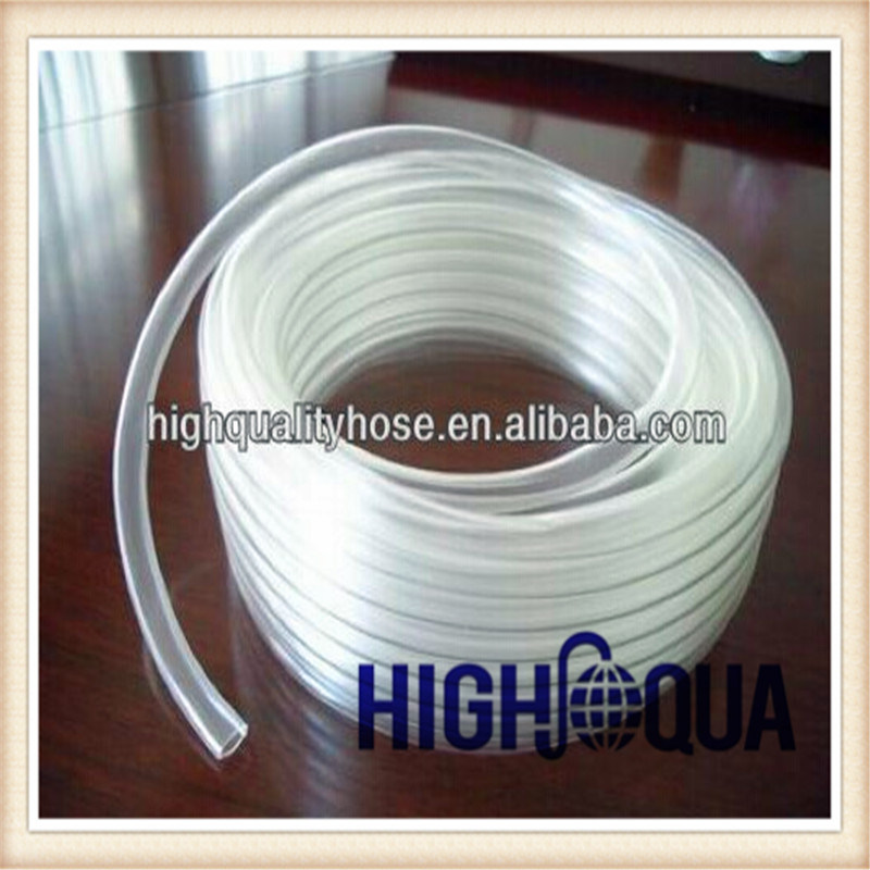 Food Grade Transparent PVC Clear Pipe