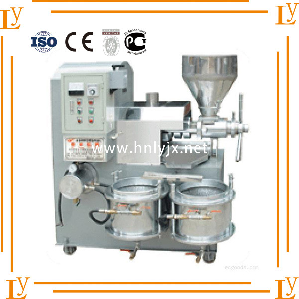 Hot Sale Multi-Function Screw Oil Press Machine in Pakistan