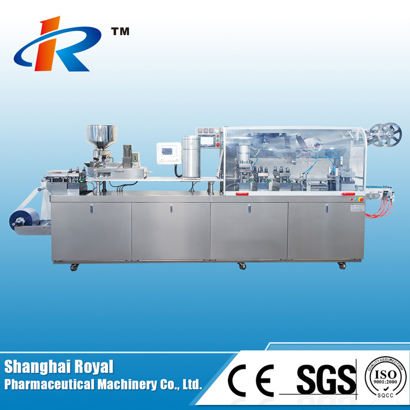 DPB-260D Alu PVC Alu Alu Flat Plate Automatic Blister Packing Machine