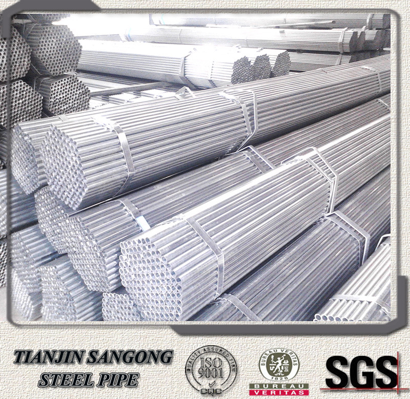 China Galvanized Iron Pipe/Tube for Building Structure, Greenhouse ...