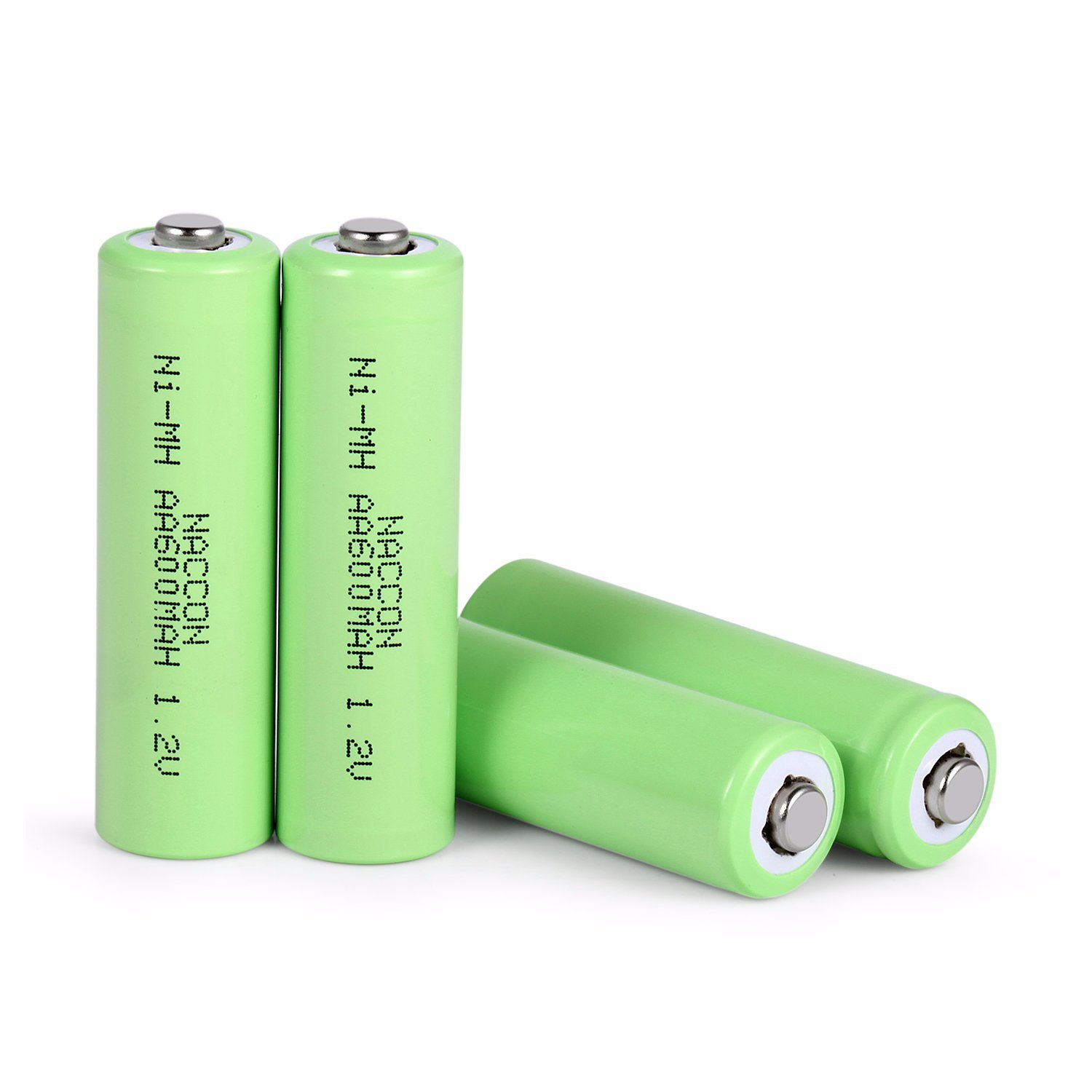 China Ni Mh Rechargeable Battery Of Aa Size 600mah 1 2v China Battery And Rechargeable Battery Price