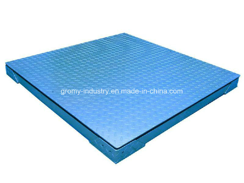 Industrial Scale Platform Weighing Floor Scale with Frame pictures & photos
