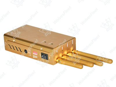 Handheld Cell Phone GPS Jammer, Mobile Phone Jammer, Cellular Signal GSM Blocker