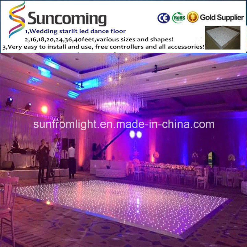 China Easy Install Romantic Wedding Portable Light Up LED Dance - How to make a lighted dance floor