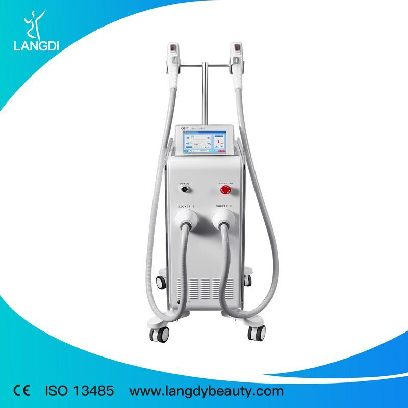 Langdi Shr&SSR IPL Technology Hair Removal Machine (LC8007)