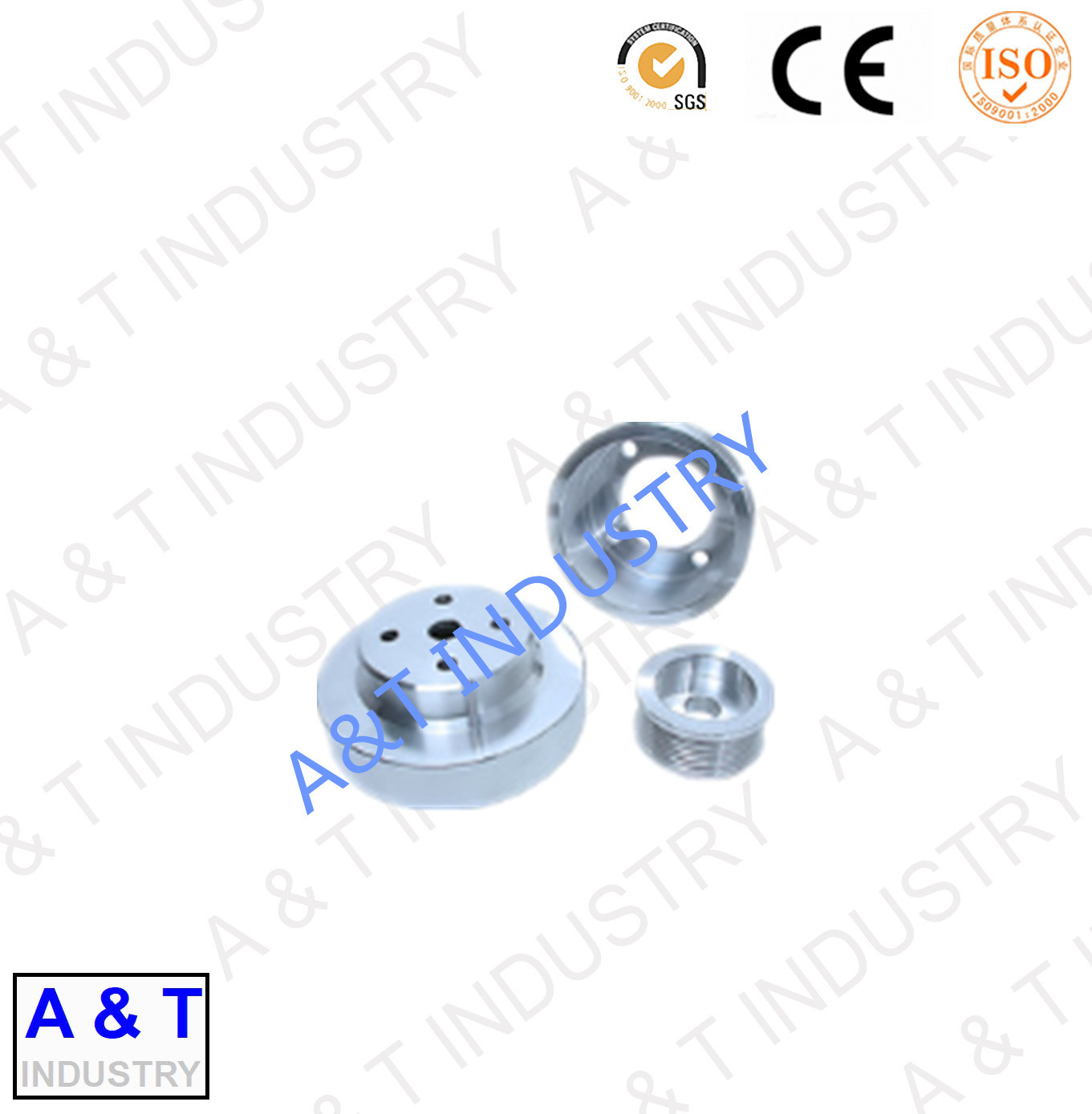 Customized Aluminium Alloy/ Stainless Steel/Mesto Crusher Wear Parts Mining Machinery Parts pictures & photos