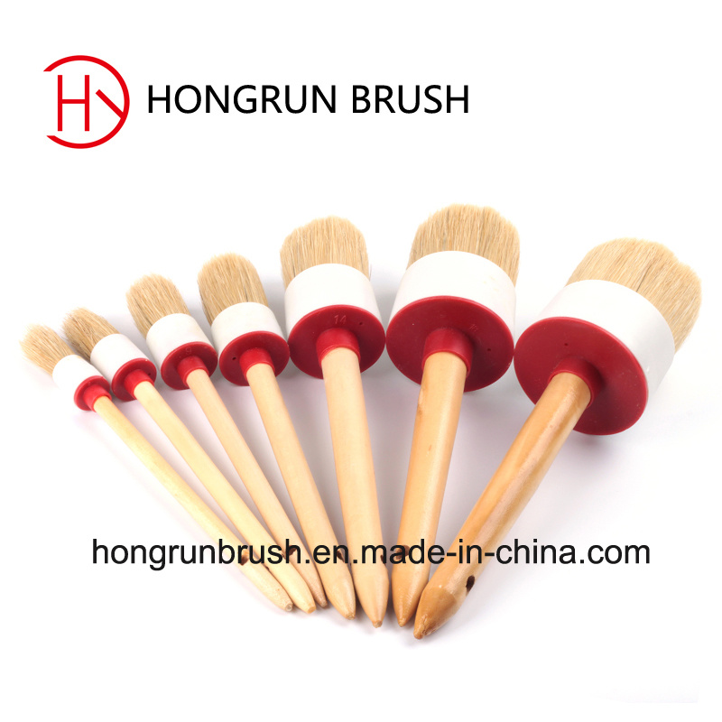 Round Bristle Paint Brush (HYR001)