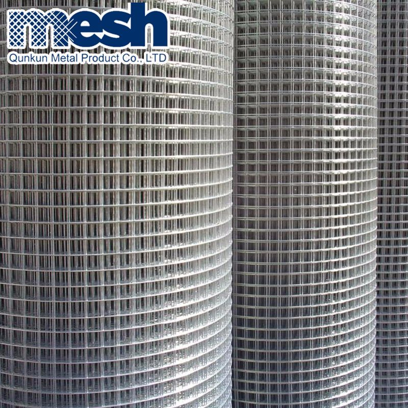 China 10 Gauge Galvanized Welded Wire Mesh for Construction Using ...