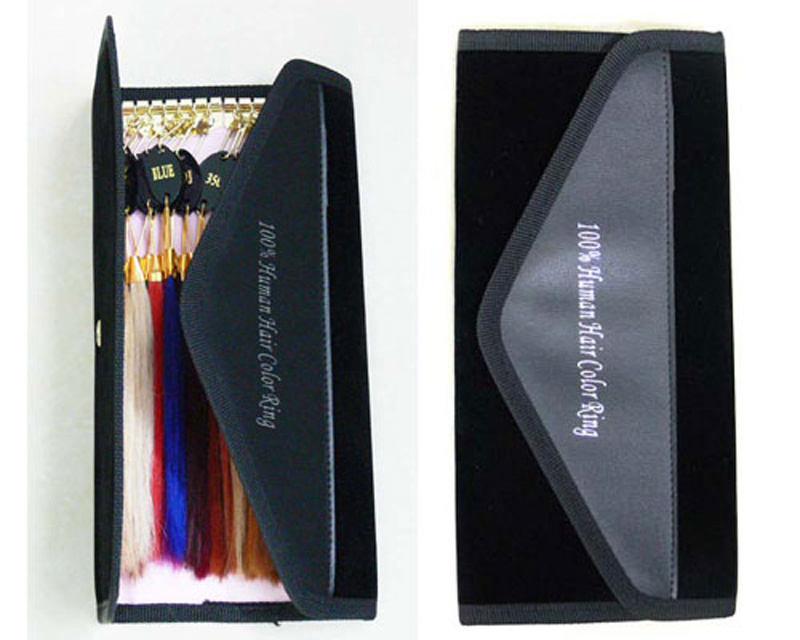 China Professional Remy Human Hair Color Ring Color Chart Photos