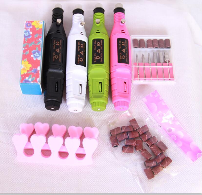 China Hot Sale Pen Nail Drill in EU Market Mini Polish Electric Nail ...