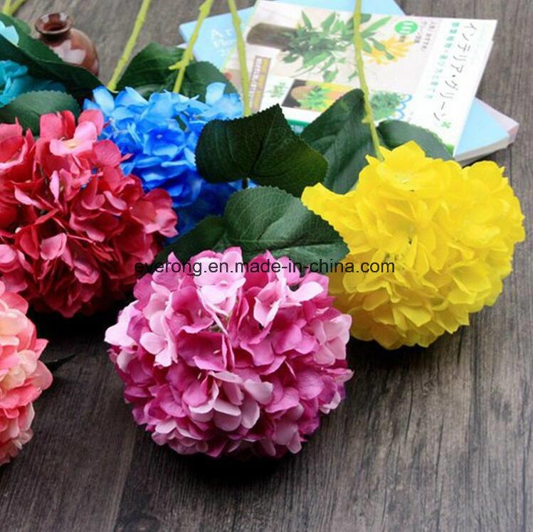 China Artificial Hydrangea Bushes for Sale Canada Wedding Bouquet ...