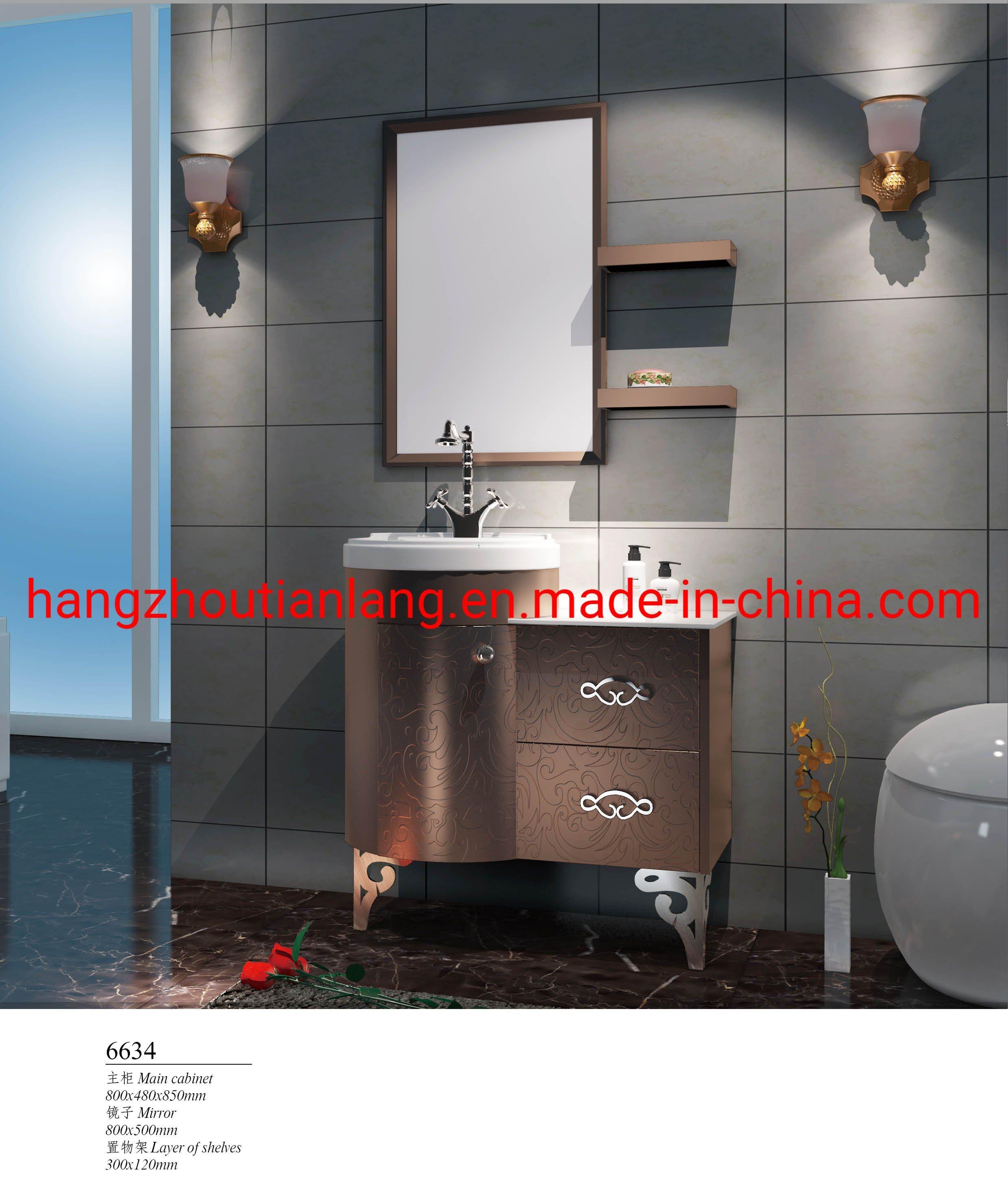 China Gold 304 Stainless Steel Corner