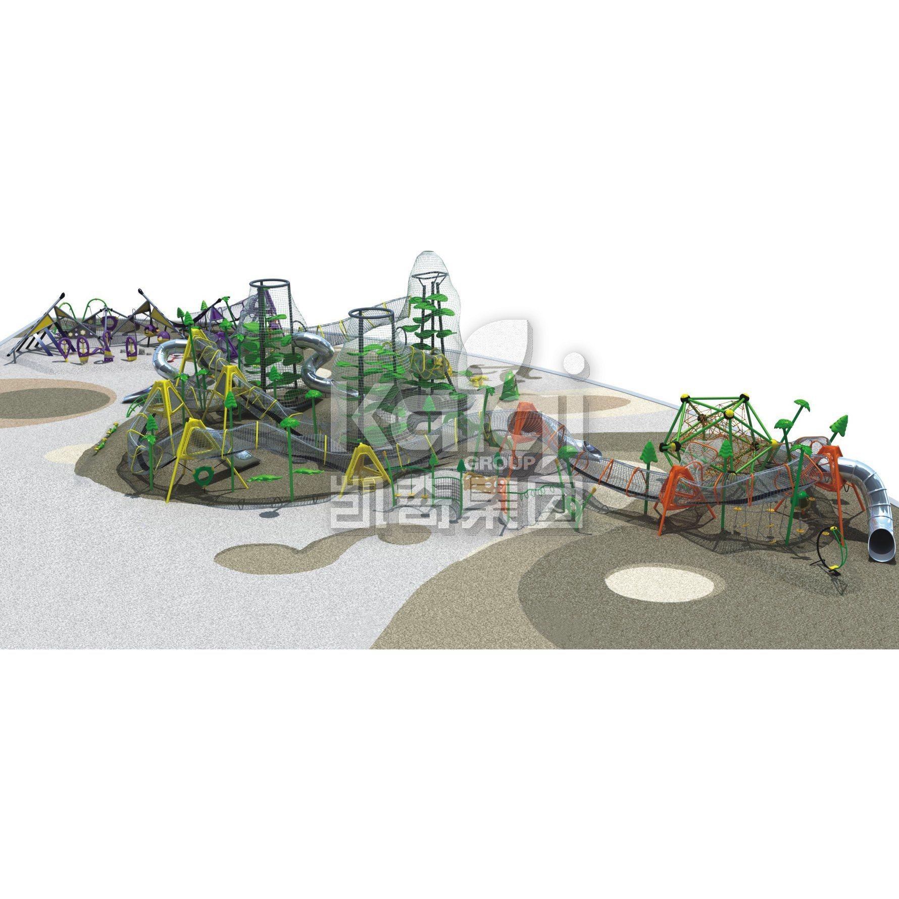 China Outdoor Adventure Park Equipment China Outdoor Playground And Amusement Equipment Price