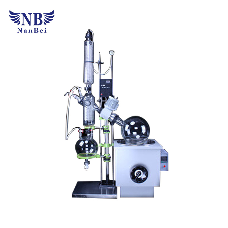 Lab Vacuum Rotary Evaporator Distillation with Ce
