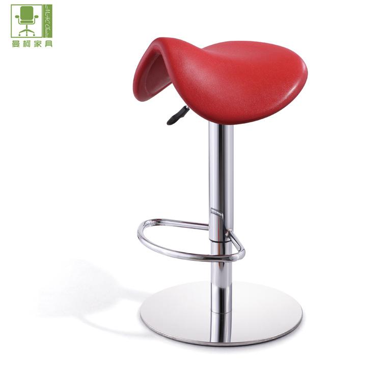 Strange Hot Item Modern Pu Bar Stool Adjustable Bar Stool Chair Without Wheels Creativecarmelina Interior Chair Design Creativecarmelinacom