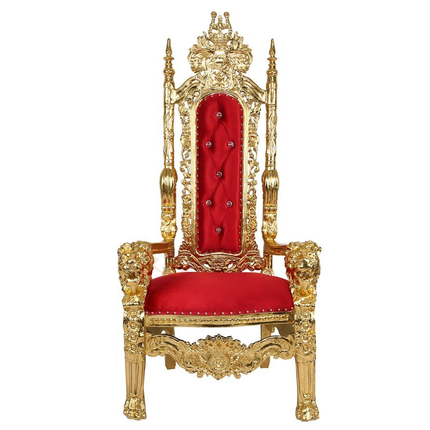 Magnificent Hot Item Wholesale High Back Throne Chair Lion King Chairs King Sofa Chair Chinese Furniture Gmtry Best Dining Table And Chair Ideas Images Gmtryco