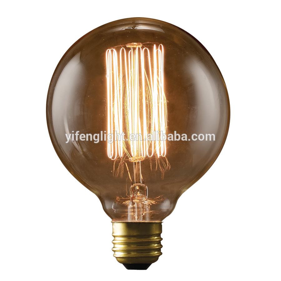 Fashion Lighting Vintage 40-Watt Medium Base (E-26) Warm White Dimmable Decorative Incandescent Light Bulb pictures & photos