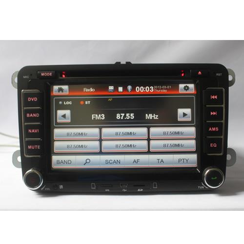 [Hot Item] Special Car DVD for Vw Rns 510 GPS Navigation (EW842)