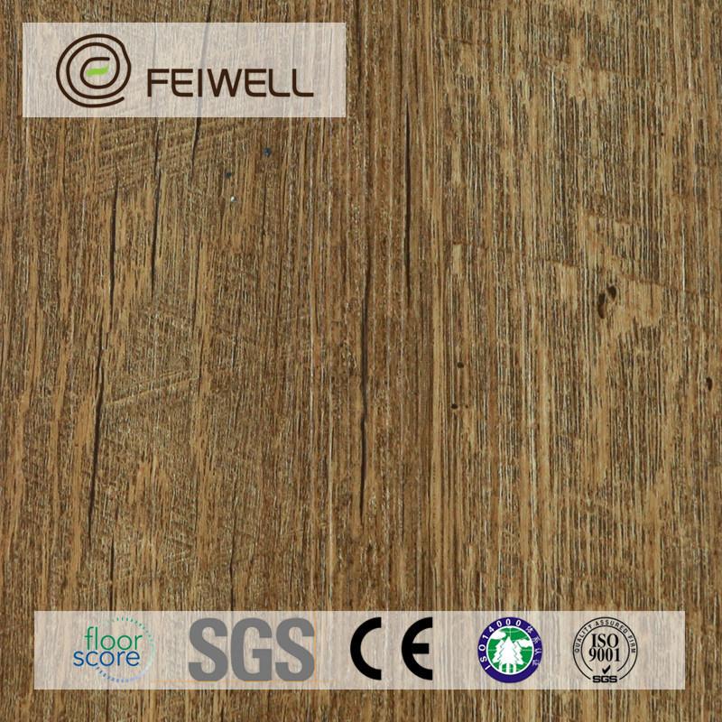 China Heat Insulation Wood Grain Wpc Flooring Thailand China Lvt