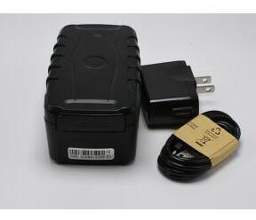 [Hot Item] Car GPS Tracker Lk209c 20000mAh Battery Real Time Tracking  Powerful Magnet Standby Time 240 Days Waterproof IP67