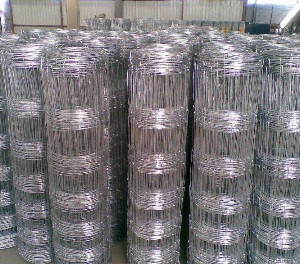 China Hot Dipped Galvanized Horse / Sheep Wire, Cheap Cattle / Field ...