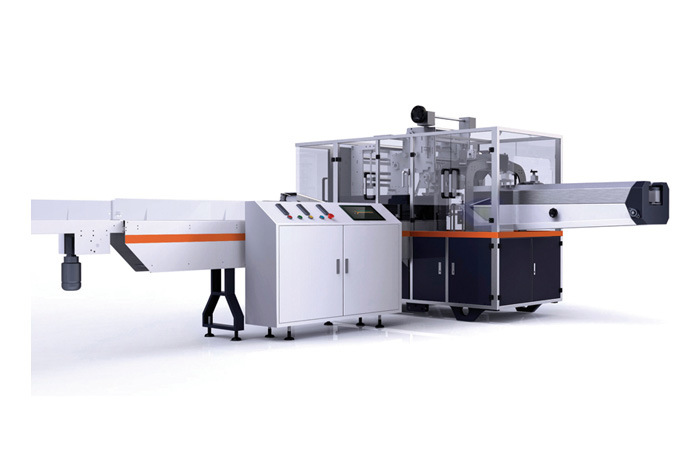 Automatic Folding Facial Tissue Machine Production Line pictures & photos