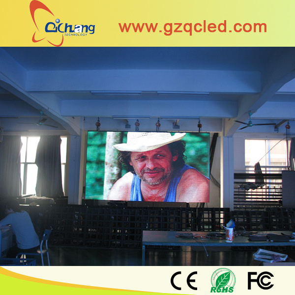 P6 Indoor Full Color LED TV Display