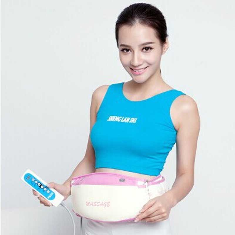 Waist Vibrating Body Care Weight Loss Electric Slimming Massage Belt