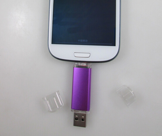 Smart Phone USB Flash Disk USB OTG Flash Pen Drive 8GB-64GB -1tg pictures & photos