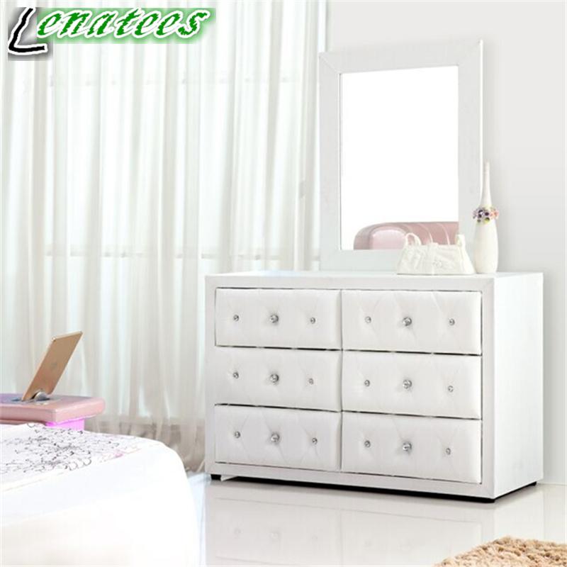China D07 Modern Bedroom Furniture Design Pretty Dresser ...