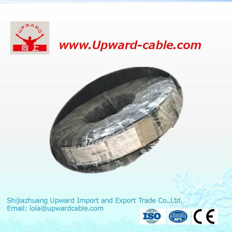China H07V2-K Strands Copper PVC/XLPE Electrical Wire - China Cooper ...