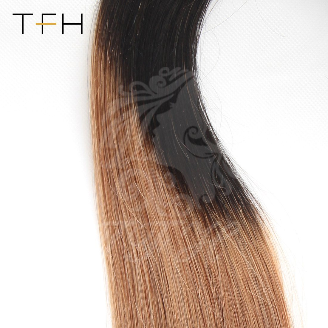China Brazilian Straight Skin Weft Adhesive Remy Hair Tape In Human