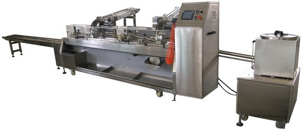 2+1 Biscuit Sandwiching Machine