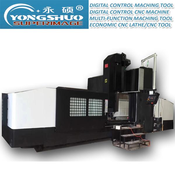 [Hot Item] 2000*1000mm Gantry CNC Milling & Cutting Machine Center Vertical  CNC Milling Machine Tool