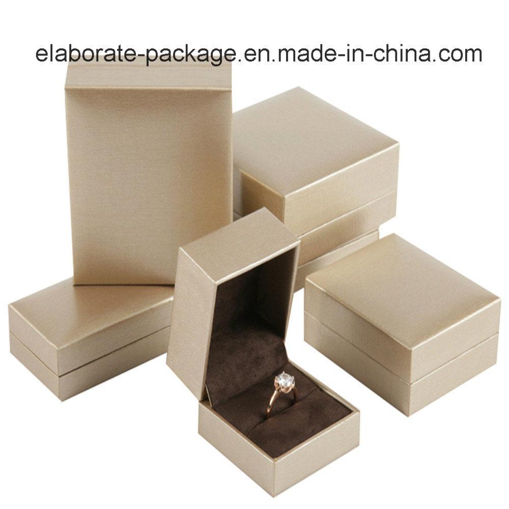 Hot Item Hot Sale Luxury Custom Logo Printed Wooden Jewelry Box