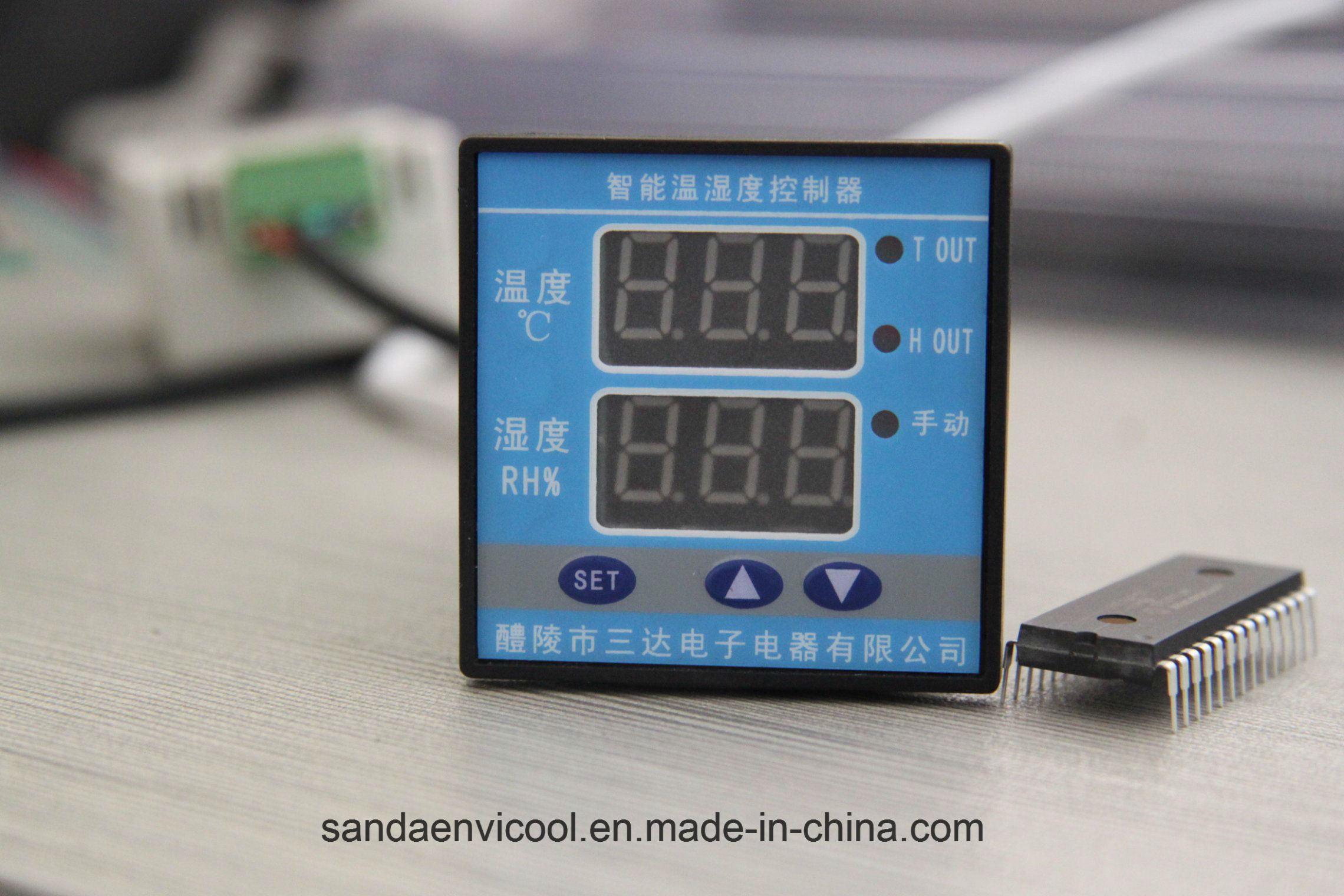 China Rs485 Smart Temperature Rh Controller Used In Eggs Incubator Egg Wiring Diagram Aquarium Humidity