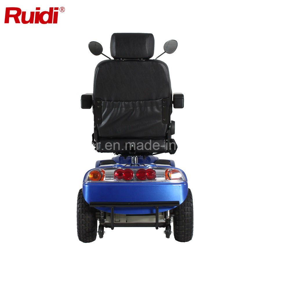 China 4 Wheels Disabled Scooter Electric Wheel Chair Ce Mobility ...