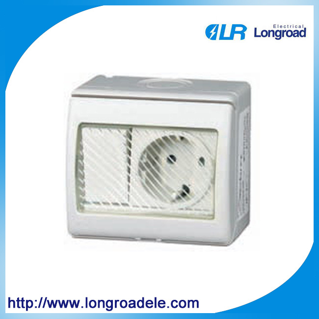 Socket Switch, Male Electrical Wall Socket pictures & photos