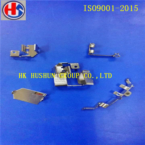 Custom Made Various Kinds of Precision Stamping, Metal Fabrication From China Manufacturer (HS-MS-020) pictures & photos