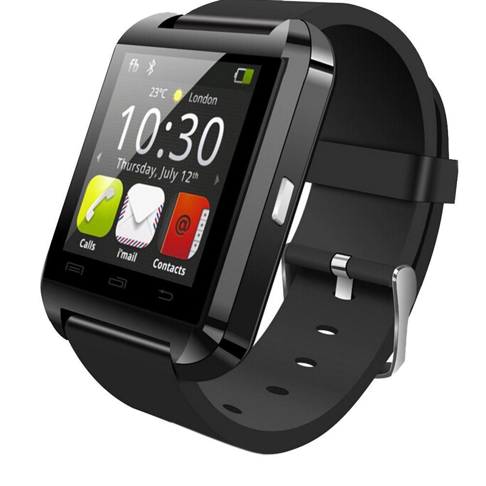 "New Arrival 1.44"" Inch TFT LCD Screen U8 Bluetooth Android Smart Watch pictures & photos"