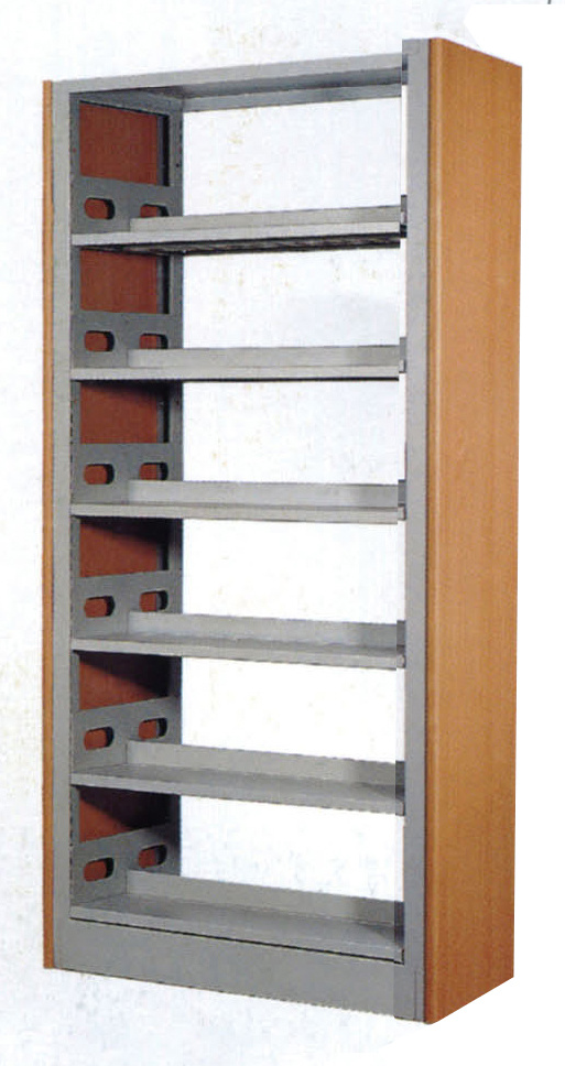 Powder Coating Steel Metal Rack Filing Metal Cabinet (HX-ST137) pictures & photos