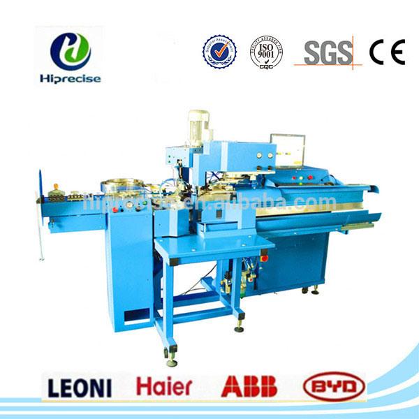 China Automatic Enamel Wire Stripper Crimping Machine - China ...