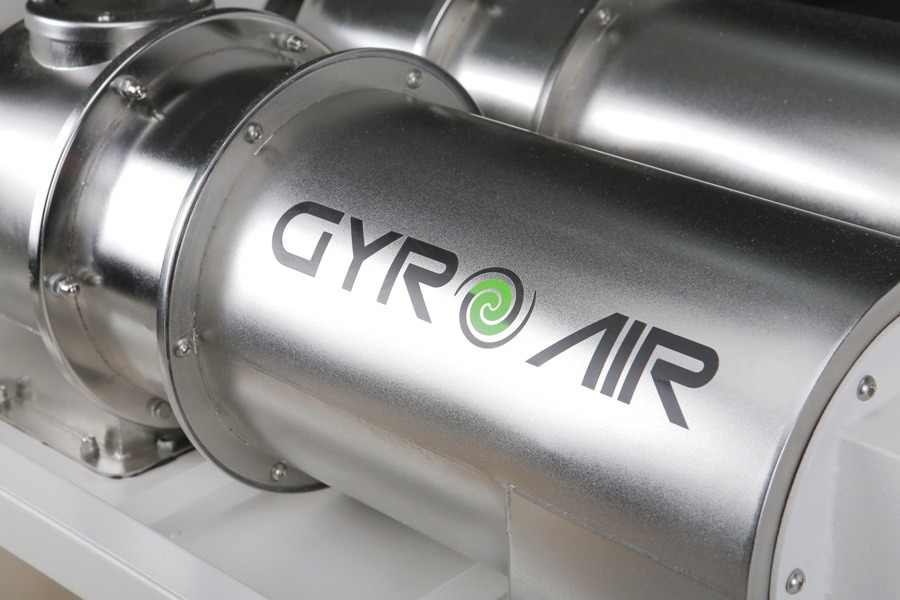 NEW Gyro Air Dust Collector/ Dust Extractor pictures & photos